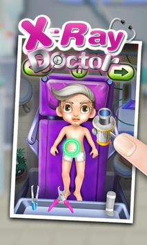 X-ray Doctor - kids games pc screenshot 1