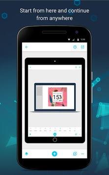 Desygner: Free Graphic Design, Photos, Full Editor pc screenshot 1