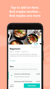 Deliveroo: Restaurant Delivery pc screenshot 2