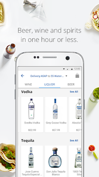 delivery.com: Order Food, Alcohol & Laundry pc screenshot 2