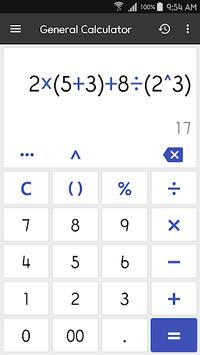 ClevCalc - Calculator pc screenshot 2