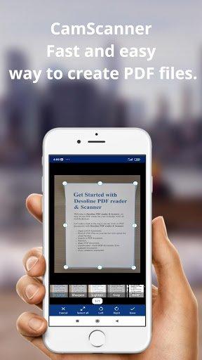 PDF Reader & Scanner pc screenshot 1