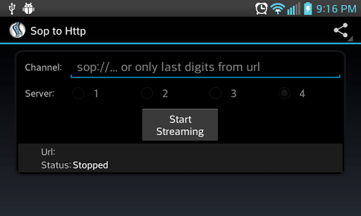 Sop to Http pc screenshot 1