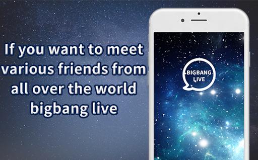 bigbang ㅡ random video chat pc screenshot 1