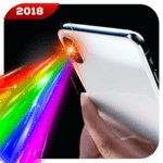 Flash Light Alert Calls & SMS colors 2019 icon