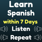 English to Spanish Speaking: Learn Spanish Easily icon