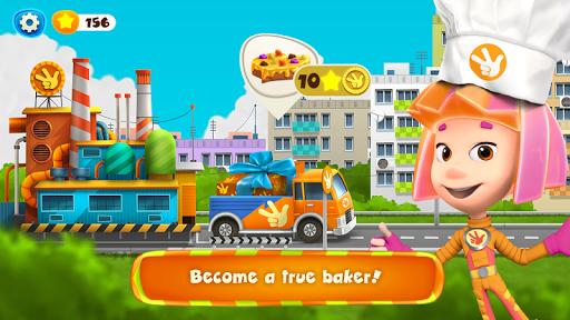 Fixiki Cake Bakery Story & Chocolate Factory Games pc screenshot 1
