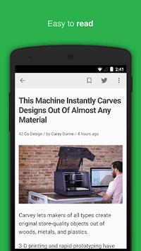 Feedly - Smarter News Reader pc screenshot 1