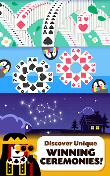 Solitaire: Decked Out Ad Free pc screenshot 1