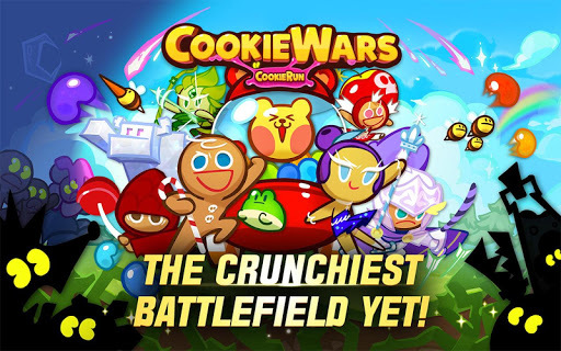 Cookie Wars pc screenshot 1