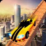 Mega Ramp Car Racing Stunts – Vertical Ramp 2018 icon