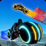 Tron Bike Stunt Racing 3d Stunt Bike Racing Games icon