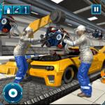 Car Maker Auto Mechanic Sports Car Builder Games icon