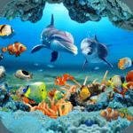 Fish Live Wallpaper 3D Aquarium Background HD 2018 for pc logo
