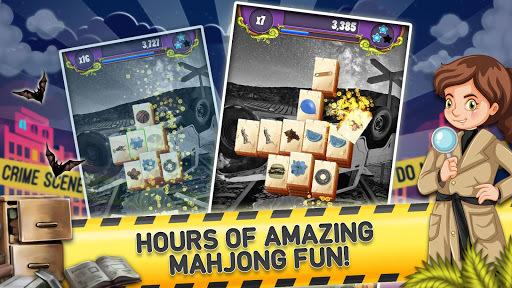 Mahjong Crime Scenes: Mystery Cases pc screenshot 2