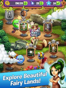 Mahjong Magic Lands: Fairy King's Quest pc screenshot 2