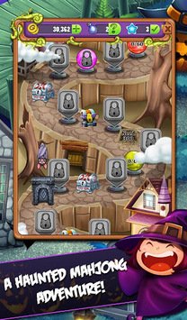 Mahjong Mystery: Escape The Spooky Mansion pc screenshot 2