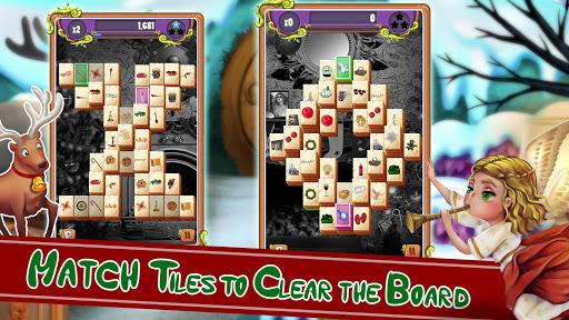 Christmas Mahjong Solitaire: Holiday Fun pc screenshot 1