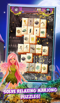 Mahjong Solitaire: Moonlight Magic pc screenshot 2