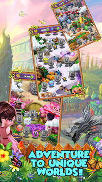 Mahjong Gardens: Butterfly World pc screenshot 1