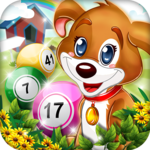 Bingo Pets Party: Dog Days for pc logo