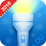 DU Flashlight - Brightest LED & Flashlight  Free for pc logo
