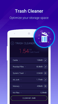 Cache Cleaner-DU Speed Booster (booster & cleaner) pc screenshot 1