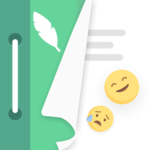 Mind journal: Diary, Mood tracker & Gratitude icon