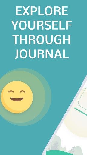 Mind journal: Diary, Mood tracker & Gratitude PC screenshot 1