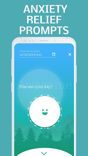 Mind journal: Diary, Mood tracker & Gratitude PC screenshot 3