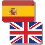 Spanish-English offline dict. icon