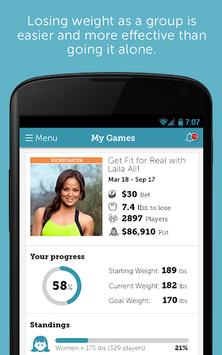 DietBet - Weight Loss Games pc screenshot 1