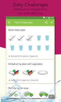 My Diet Coach - Weight Loss Motivation & Tracker pc screenshot 1