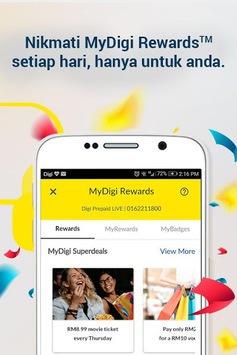MyDigi pc screenshot 1