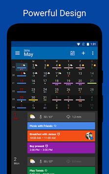 DigiCal Calendar Agenda pc screenshot 1