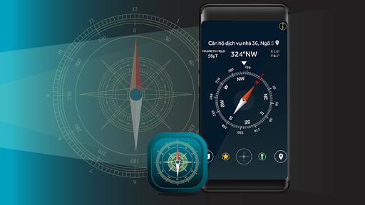 Digital Smart Compass pc screenshot 1