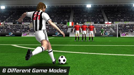 Digital Soccer pc screenshot 1