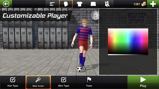 Digital Soccer pc screenshot 2