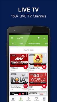 nexGTv Live TV News Cricket pc screenshot 1