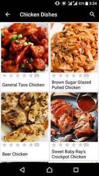 Slow Cooker Recipes pc screenshot 1