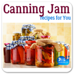 Canning Recipes for pc logo