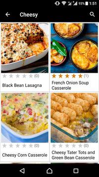 Casserole Recipes pc screenshot 1