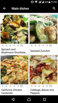 Diet Recipes pc screenshot 2