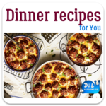 Dinner Recipes icon