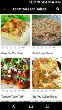 Dinner Recipes pc screenshot 2