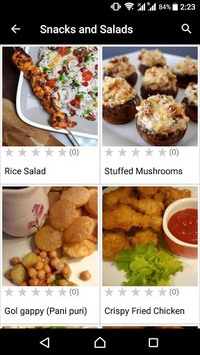 Easy Recipes pc screenshot 1
