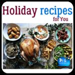 Holiday Recipes icon
