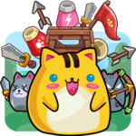 Cat'n'Robot: Idle Defense - Cute Castle TD Game icon