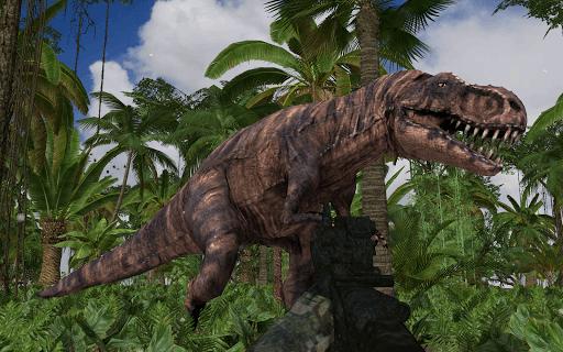 Dinosaur Hunter: Survival Game pc screenshot 1