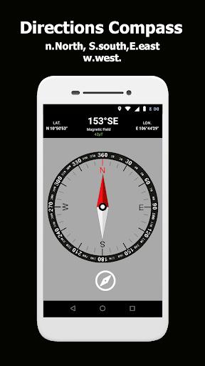 Compass Maps - Directional Compass PC screenshot 1